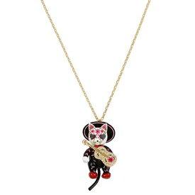 ベッツィージョンソン ネックレス Betsey Johnson 282574BETSEYVILLA MARIACHI CAT PENDANT (Multi) マリアッチ キャット ペンダント ネックレス (マルチ) Sugar Skull Mariachi Cat Pendant Necklace
