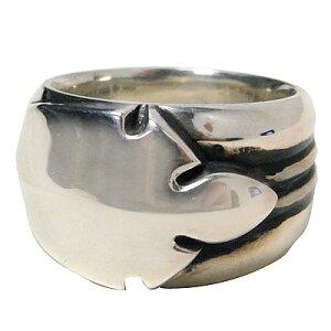 クロムハーツ Chrome Hearts リングフレアニーシングルリング  Fleurknee Single Ring本物 正規品 アメリカ買付 USA直輸入