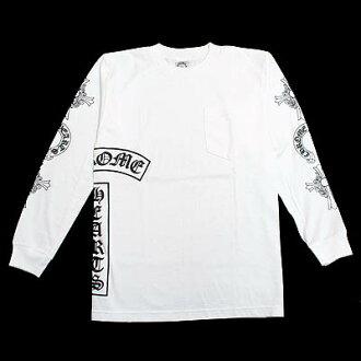9e97cf3cd2b7 Chrome hearts long sleeve T Shirt Long Sleeve T-Shirt Chrome Logo Print V7 long  sleeve T shirt chrome logo print V7 (white black) new genuine Japan –  United ...