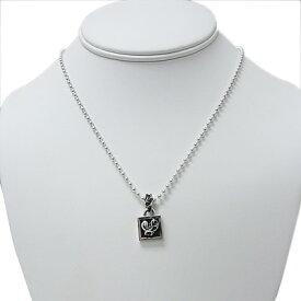 【Chrome Hearts】クロムハーツ ネックレスフレームドハート チャーム ネックレスFrame Heart Charm Necklace本物 正規品 アメリカ買付 USA直輸入