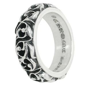 クロムハーツ Chrome Hearts リングエタニティーヴァインバンドリングEternity Vine Band Ring本物 正規品 アメリカ買付 USA直輸入