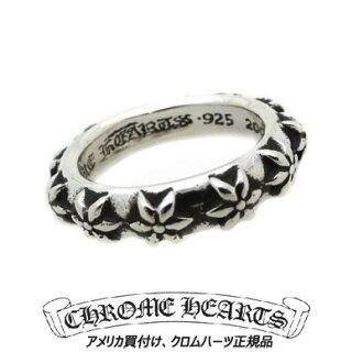 크롬 하트 Chrome Hearts 반지 Ring Star Band 스타 밴드 반지 진짜 정품 미국 구매 USA 직 수입