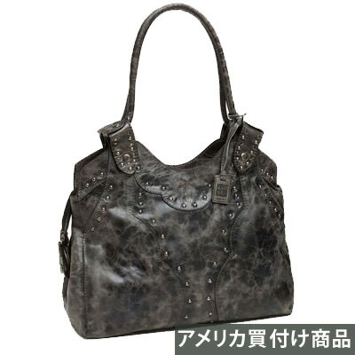 FRYE フライ ショルダーバッグ Vintage Stud Shoulder Bag (ブラック) 新作 正規品 アメリカ買付 USA直輸入