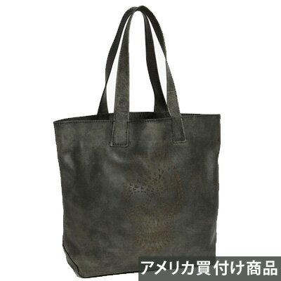 FRYE フライ トートバッグ Skull Leather Tote(ブラック) 新作 正規品 アメリカ買付 USA直輸入