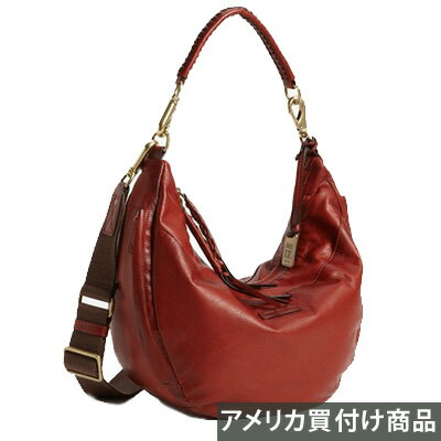 FRYE フライ ホーボーバッグ Jenny Leather Hobo(バーントレッド) 新作 正規品 アメリカ買付 USA直輸入