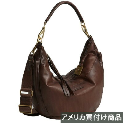 FRYE フライ ホーボーバッグ Jenny Leather Hobo(ダークブラウン) 新作 正規品 アメリカ買付 USA直輸入