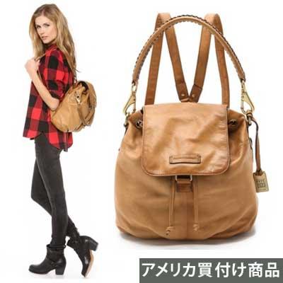 M FRYE フライ バックパックJenny Backpack (Camel)ジェニーバックパック(キャメル)新作 正規品 アメリカ買付 USA直輸入