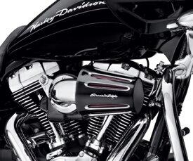 ハーレーダビッドソン Harley Davidsonスクリーミングイーグル ヘビーブリーザー フィルターカバー ティアードロップ サイドロゴHarley-Davidson Screamin' EagleSOA クラブバイクカスタム部品
