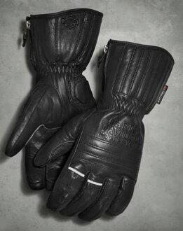 Harley-Davidson Harley Davidson glove Men's Wilder Insulated Gauntlet Gloves new work Harley chastity regular article United States buying USA direct import mail order