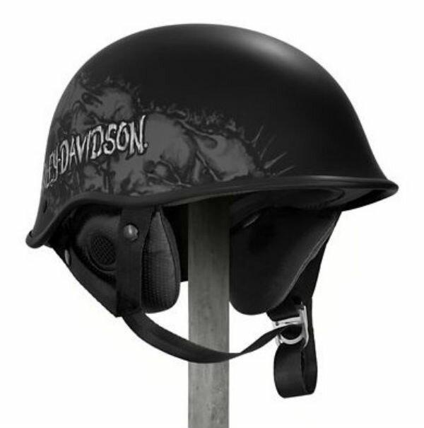 ハーレーダビッドソン Harley Davidsonハーフ ヘルメットMen's Odin B02 Half Helmet マットブラック新作 ハーレー純正 正規品 アメリカ買付 USA直輸入 通販