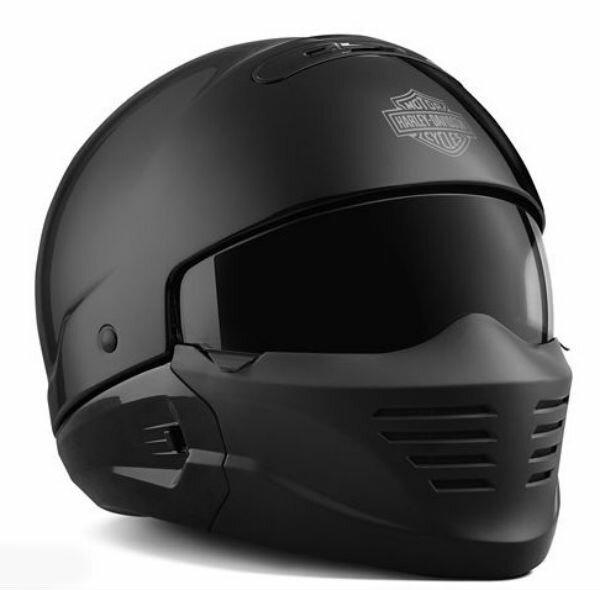 ハーレーダビッドソン Harley Davidsonハーフ ヘルメットPilot II 3-in-1 X04 Helmet グロスブラック 新作 ハーレー純正 正規品 アメリカ買付 USA直輸入 通販