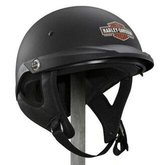 할리 데이비슨 Harley Davidson 하프 헬멧 Men 's Pioneer SunShield Half Helmet 매트 블랙 신작 할리 순정 정품 미국 구매 USA 직 수입 쇼핑몰