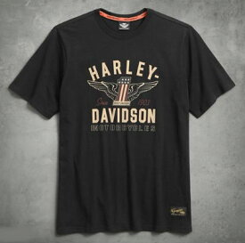 ハーレーダビッドソンメンズ TシャツHarley Davidson Men's #1 Genuine Classics Graphic Tee 新作 ハーレー純正 正規品 アメリカ買付 USA直輸入 通販