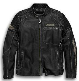 ハーレーダビッドソン Harley Davidson メンズ レザー ジャケットMen's Screamin'Eagle Leather Jacket革ジャン 新作 ハーレー純正 正規品 アメリカ買付 USA直輸入 通販