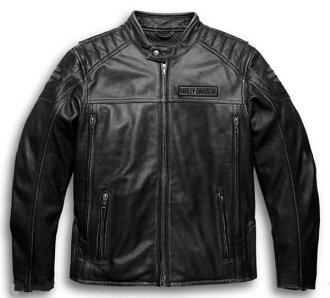 할리 데이비슨 Harley Davidson 남성 가죽 재킷 Men 's Midway Distressed Leather Jacket 가죽 쟌 신작 할리 순정 정품 미국 구매 USA 직 수입 쇼핑몰