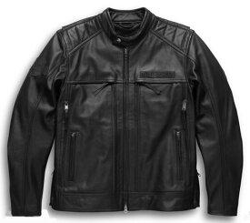 ハーレーダビッドソン Harley Davidson メンズ レザー ジャケットMen's Synthesis Pocket System Leather Jacket革ジャン 新作 ハーレー純正 正規品 アメリカ買付 USA直輸入 通販