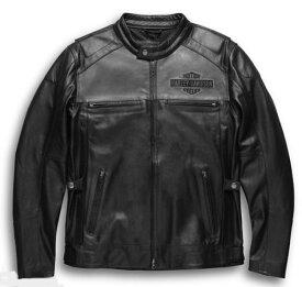 ハーレーダビッドソン Harley Davidson メンズ レザー ジャケットMen's Votary Leather Jacket革ジャン 新作 ハーレー純正 正規品 アメリカ買付 USA直輸入 通販