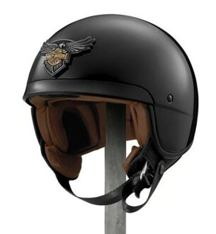 하레이다빗드손 Harley Davidson 헬멧 Harley-Davidson 115 th Anniversary Medallion B09 5/8 Helmet 글로스 블랙 신작 할레-순정 정규품 미국 구매 USA 직수입 통판