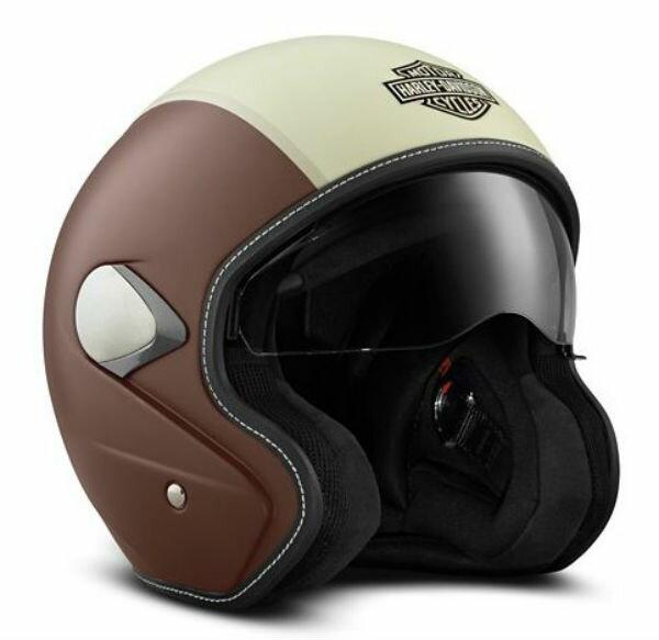 ハーレーダビッドソン Harley DavidsonヘルメットMason's Yard Sun Shield S05 3/4 Helmet カラーブロックド 新作 ハーレー純正 正規品 アメリカ買付 USA直輸入 通販