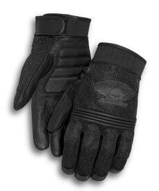 ハーレーダビッドソン Harley DavidsonグローブMen's Winged Skull Gloves新作 ハーレー純正 正規品 アメリカ買付 USA直輸入 通販