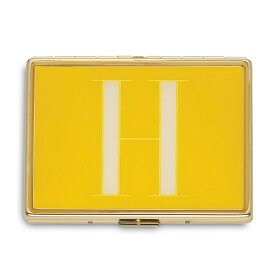 ケイトスペード カードケース Kate Spade It's Personal ID Holder (H) イニシャル IDホルダー (H) 新作 正規品 アメリカ買付 レディース 財布 カードホルダー 名刺入れ ケース アルファベット