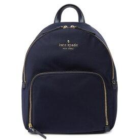 ケイトスペード バックパック Kate Spade PXRU9019hartley nylon backpack (RICH NAVY) ナイロン バックパック (リッチネイビー) 新作 正規品 アメリカ買付 財布 レディース バッグ リュック リュックサック 通勤 通学
