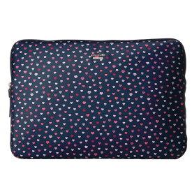 ケイトスペード ノートパソコンケース 8ARU6199 Kate Spade lips universal laptop sleeve (NAVYMULTI) リップス ユニバーサル ラップトップ スリーブ (ネイビーマルチ) Lips Print Laptop Sleeve ● 新作 正規品 アメリカ買付 レディース PCケース ラップトップケース