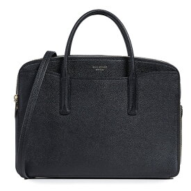 ケイトスペード ノートパソコンケース Kate Spade 8aru6227margaux universal laptop bag (BLACK) レザー ユニバーサル ラップトップ バッグ (ブラック) 新作 正規品 アメリカ買付 レディース バッグ PCバッグ PCケース ラップトップケース ショルダーバッグ
