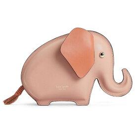 ケイトスペード クロスボディ PXRUB056 Kate Spade tiny elephant crossbody (Flapper Pink) タイニー エレファント クロスボディ (フラッパーピンク) Tiny Elephant Leather Crossbody Bag ★ 新作 正規品 アメリカ買付 ゾウ