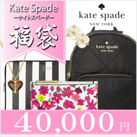 ケイトスペード KATE SPADE 福袋2021 4万円!KATE SPADE ケイトスペード正規品 アメリカ買付 USA直輸入 2021年 21年 令和3年 ブランド福袋