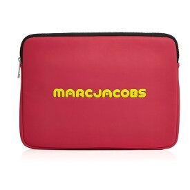 """マークジェイコブス ノートパソコンケース M0014125 MARC JACOBS Sport Neoprene 13 Computer Case (Pink) ネオプレン ロゴ PCケース 13インチ (ピンク) Neoprene Logo 13"""" Laptop Case ● 新作 正規品 アメリカ買付 ラップトップケース コンピューターケース"""