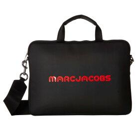 マークジェイコブス ノートパソコンケース M0014123 MARC JACOBS Sport Neoprene 13 Commuter Case (BLACK) スポーツ ネオプレン 13 インチ PCバッグ (ブラック) ★ 新作 正規品 アメリカ買付 レディース バッグ PCケース パソコンバッグ ショルダーバッグ