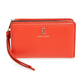 a5d3e86e4a1f マークジェイコブス 二つ折り財布 M0015120 MARC JACOBS The Softshot Compact Wallet  (Geranium) ソフトショット コンパクト ウォレット 財布 (ゼラニウム) Softshot ...