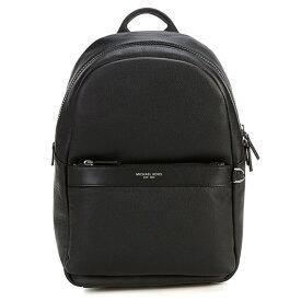 マイケルコース バックパック Michael Michael Kors Men's Greyson Leather Backpack (Black) メンズ レザー バックパック (ブラック) 新作 正規品 アメリカ買付 男性用 バッグ リュック リュックサック 通勤 通学