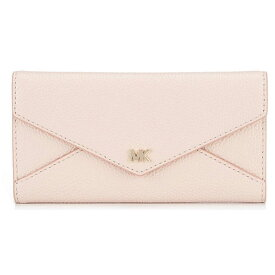 c531bfbb9bb5 マイケルコース 長財布 Michael Michael Kors 32S9LF6E3T Large Two-Tone Pebbled Leather  Envelope Wallet