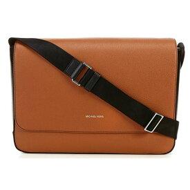 マイケルコース クロスボディバッグ Michael Kors Men's Mason Explorer Messenger Bag (Luggage) メンズ エクスプローラ メッセンジャーバッグ (ラゲッジ)