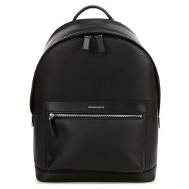 マイケルコース バックパック Michael Kors Men's Mason Explorer Leather Backpack (Black) メンズ エクスプローラ レザー バックパック (ブラック)