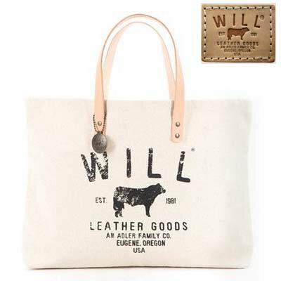 ウィルレザーグッズ Will Leather Goods トートバッグSmall Classic Tote(Natural)スモール クラシック トート(ナチュラル) 新作 正規品 アメリカ買付 USA直輸入