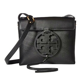 fed66139bce3 トリーバーチ ショルダーバッグ 47123 Tory Burch MILLER CROSS-BODY (Black) ミラー レザー クロスボディバッグ  (ブラック) Miller Leather Crossbody Bag 新作 正規 ...