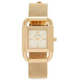 トリーバーチ 腕時計 Tory Burch TBW7250PHIPPS WATCH, GOLD-TONE, 29 X 41 MM (GOLD) メッシュ ブレスレット ウォッチ 時計 (ゴールド) 新作 正規品 アメリカ買付 レディース ジュエリー ギフト プレゼント 腕時計