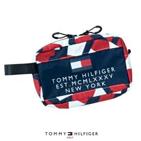 トミーヒルフィガー TOMMY HILFIGER THMG1SBV SEASONAL MULTI BAG ゴルフ ポーチ 小物入れ