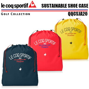 ルコックゴルフ le coq sportif GOLF QQCSJA20 シューズケース