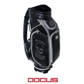 ドゥーカス DOCUS DCC754 リローデッド ツアーキャディバッグ 9インチ HARAKEN
