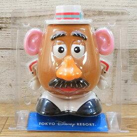 東京ディズニーリゾート ディズニー ポテトヘッド ハンディーモップ 無料ギフトラッピング TDR ディズニーランド ディズニーシー Mr.ポテトヘッド ミスター・ポテトヘッド トイストーリー 掃除 おみやげ お土産