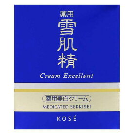 コーセー 薬用 雪肌精 クリーム エクセレント 50g 医薬部外品