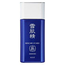 コーセー 雪肌精 スキンケア UVミルク 60g SPF50+・PA++++ 【日やけ止めミルク】