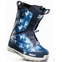 【12時までなら即日発送!】THIRTY TWO(32)LASHED FT 16-17モデル メンズ スノーボード ブーツ カラー(BLUE) TEAM FITスノボー 靴