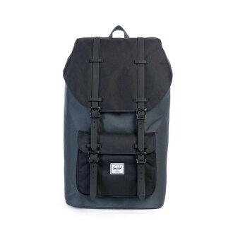 HERSCHEL SUPPLY(하-쉘 서플라이) 10014-00930-OS LITTLE AMERICA Dark Shadow/Black 가방 백 팩 배낭