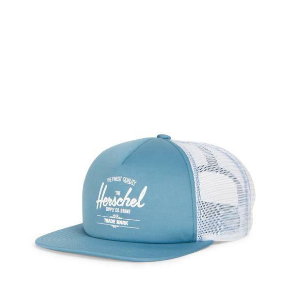 【12時までなら即日発送!】HERSCHEL SUPPLY(ハーシェル サプライ)WHALERMESH STONE BLUE CAP キャップ 1047-0411-OS メンズ 帽子