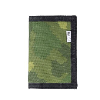 POLER CAMPING STUFF(폴라-) TRI-FOLD WALLET GCAMO 지갑 워렛트 동전 지갑